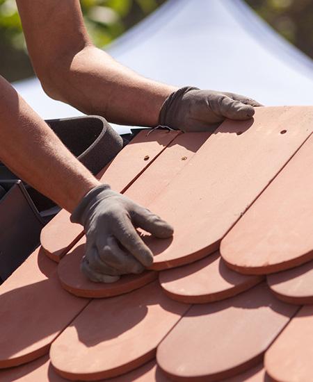 Nordic Dach Dacheindeckungen aus Ziegel- oder Dachsteinen, Metalldacheindeckungen