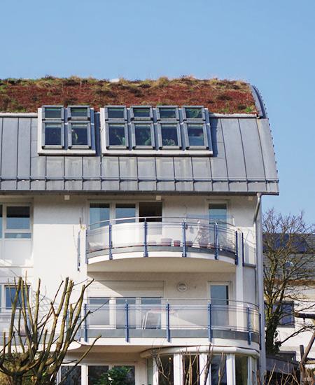 Nordic Dach - Extensive sowie intensive Begrünung auf genutzten und ungenutzten Abdichtungen
